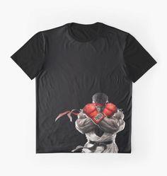 kebuenowilly:  SFV Ryu artwork t-shirt