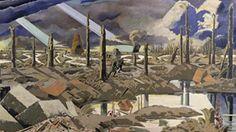 The Menin road: by Paul Nash