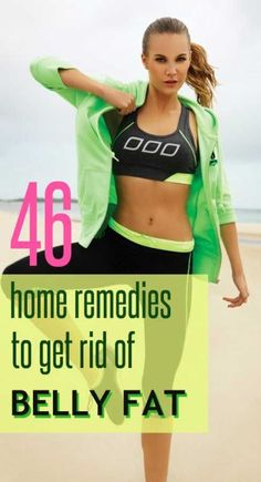 46 Natural Ways to Get Rid of Belly Fat