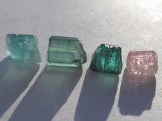 Tourmaline stones Tourmaline Stone, Natural Stones, Cufflinks, Rings For Men, Accessories, Jewelry, Men Rings, Jewlery, Jewerly