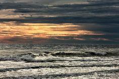 Carolina Coast Photograph - Carolina Coast by John Rizzuto