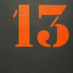 Why are people afraid of the number And what are other examples of superstition? The Fear Of 13, Happy Friday The 13th, Alphabet Style, 13 Tattoos, Number 13, Lucky 7, Typography Art, Dream Catcher, Letters