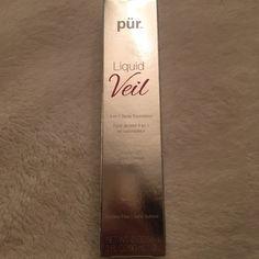 Pur Minerals Liquid Veil Medium Pur Makeup Foundation