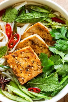 vegan pho - gluten free Vietnamese Pho|  Vegan Soup Recipe