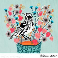 Andrea Lauren Design - Pattern