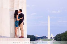 DC Engagement Photos – Lincoln Memorial Engagement (well its where I first met him!!!)