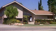"""Brady Bunch"" house #famoushomes"