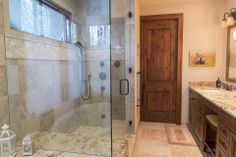 Master Bathroom Renovation by Hoganwerks Interior Renovations of Snowmass, Colorado