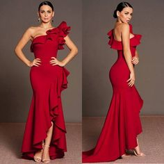 Formal Dresses For Teens, Dressy Dresses, Dance Dresses, Cheap Dresses, Elegant Dresses, Formal Gowns, Club Dresses, Party Dresses, Red Frock