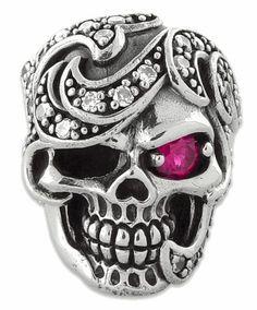 ✯ Skull Ring ✯
