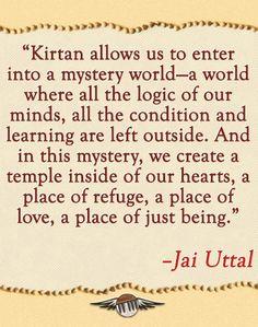 Jai Uttal Quotes