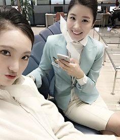 KOREAN AIR Flight Attendant/ Cabin Crew of ✩INSTAGRAM✩ 알에프 장거리 불리길 기대했는데 하필 SB ㅋㅋㅋㅋㅋㅋㅋㅋㅋㅋㅋㅋㅋ 그래도 #내사랑 을 만남 . . 비공식 #유니폼#후리스
