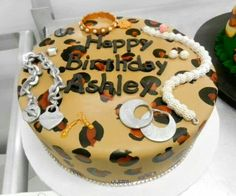 TLC's Cake Boss:  Jewelry topped birthday cake