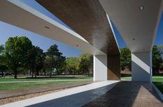 St. Augustine Park Pavilion | Laguarda.Low LLC