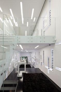 Optical Store in Lisbon  Jorge Sousa Santos
