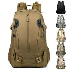 Buy Outdoor Army Tactical Fans Military Camping Climbing Waterproof Sport Bag Travel Backpack Bags Hiking Back Pack Large Capacity Tactical Backpack, Rucksack Backpack, Travel Backpack, Duffel Bag, Mens Waist Bag, Chuck Taylor Shoes, Fans, Hiking Bag, Escalade