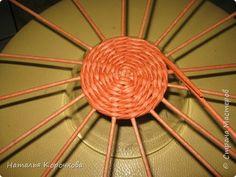 Приветствую всех, кто заглянул ко мне в гости! Нравятся мне тыквы, они настроение создают оранжевое. Сплела себе и любуюсь теперь. фото 4