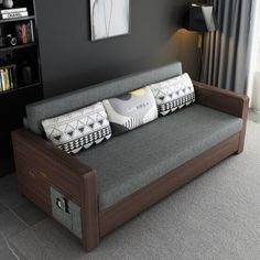 The best sleeper sofa & sofa transitional beds – Home Decor Living Room Decor Furniture, Space Saving Furniture, Sofa Cumbed Design, Interior Design, Sofa Sofa, Sofas, Sofa Bed For Small Spaces, Best Sleeper Sofa, Atelier