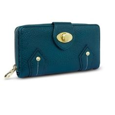 Signature Home Monique Wallet - Hijau - Int: One size