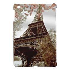 $42.95 Paris in Bloom iPad Mini Cases #ipadmins #paris #gadgets #cases