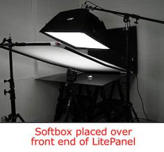 Lighting a reflective object! http://www.photoflex.com/pls/controlling-reflections-in-impossibly-reflective-objects