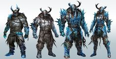 Guild Wars concept art