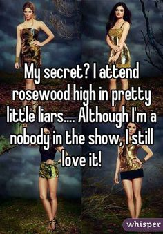 "17 A-nonymous Confessions From ""Pretty Little Liars"" Fans"