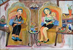 Reina y Rey by Sandra Dooley