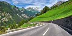Roadtrip Großglockner Hochalpenstraße Oostenrijk met TomTom