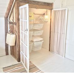 19 the best attic storage solutions 7 Decor, House, Interior, Home, Bedroom Design, House Interior, Attic Storage Solutions, Storage, Attic Storage
