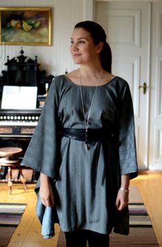 Ideamekko recycled dress - Astubutiikkiin.fi Recycled Dress, Dressing, Dresses With Sleeves, Long Sleeve, Gift Ideas, Fashion, Moda, Sleeve Dresses, La Mode