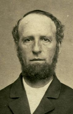 On this day (August 4) in 1821, James Springer White was born. James White is arguably the primary founder of the Seventh-day Adventist Church. Throughout the day, GC Archives will post in honor of this mighty man of God.