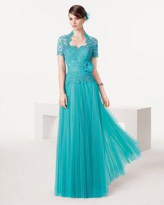 Coleccion vestidos de fiesta aire 2015