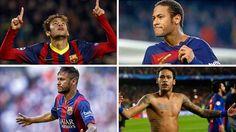 FC Barcelona: Los 10 golazos para la historia de Neymar con el Barcelona | Marca.com http://www.marca.com/futbol/barcelona/2017/08/04/597f709422601dbe688b45f2.html