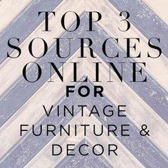 Shop vintage...online