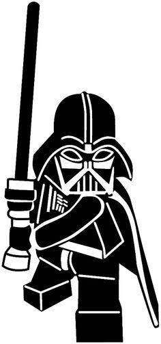 Naklejka Vader