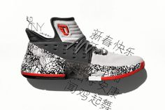 adidas Dame 3 Chinese New Year BB8272