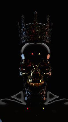 skull wallpaper by - - Free on ZEDGE™ Skull Wallpaper Iphone, Apple Wallpaper, Dark Wallpaper, Galaxy Wallpaper, Hd Skull Wallpapers, Cellphone Wallpaper, Wallpaper Backgrounds, Dark Fantasy Art, Dark Art