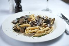Children's Menu - Vongole - Penne