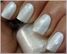 Pretty & Polished - S'No Mans Land 2 by NailsandNoms, via Flickr