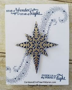 Silver Star of Light by googoobaby - Cards and Paper Crafts at…