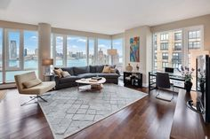 70 Little West St. #24C - Condo Apartment Sale at The Visionaire in Battery Park City, Manhattan | StreetEasy