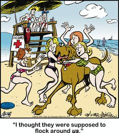 Marmaduke Comic Strip, August 18, 2014 on GoComics.com