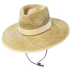 Code: 3942A Name: Straw Hat W/Toggle 3942A Available Colours: Natural Description: Whether it's a backyard barbie or cricket in the park, the Tough Straw hat is