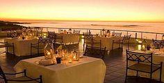 romantic dinner at the twelve apostles hotel