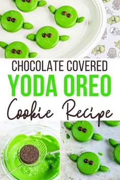 Oreo Cookie Recipes, Oreo Cookies, Cupcake Cookies, Dessert Recipes, Cookie Ideas, Drink Recipes, Cupcakes, Star Wars Cake Toppers, Star Wars Cookies