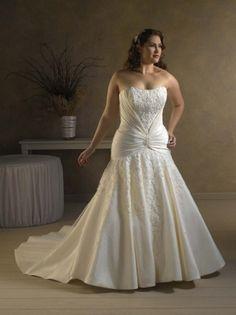 Plus Size Wedding Slips