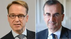 German, French central bank chiefs support joint eurozone finance ministry.(February 8th 2016)