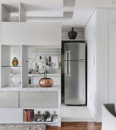 Cozinha Clean: 60 Modelos e Projetos Incríveis