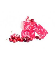 Cherry amaretto såpe